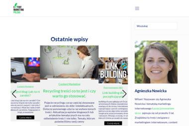 Content Marketing Polska - Szkolenia Bielsko-Biała