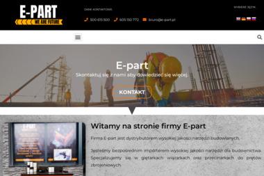 E-PART - Odśnieżanie Dachów Pabianice