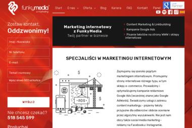 FMsearch Marketing internetowy - Pozycjonowanie stron Łódź
