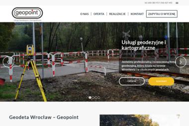 GEOPOINT Grzegorz Strychar - Geodeta Wrocław