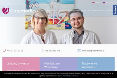 Ginemedica Centrum Medyczne - Gabinet Psychologiczny Wrocław