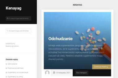 Kenay A. Grzegorek I Wspolnicy Sp. J. - Dietetyk Kalisz
