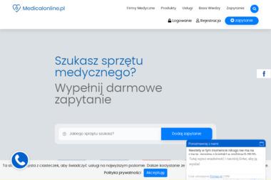 Redakcja Portalu MedicalOnline.pl - Sprzęt rehabilitacyjny Warszawa