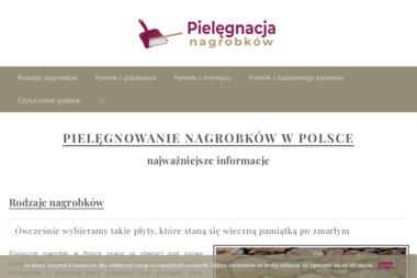 F.H.U. EVE Ewa Tarnowska - opieka nad grobami - Sprzątanie Szczecin