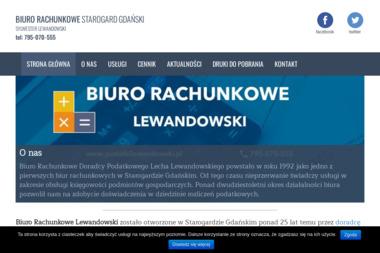 Lech Lewandowski - Biuro rachunkowe - Doradca podatkowy Bobowo