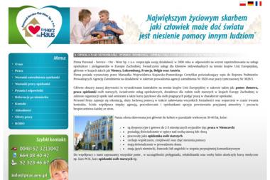 Personal-Service-Ost-West Sp. z o.o. - Ochrona zdrowia Bydgoszcz