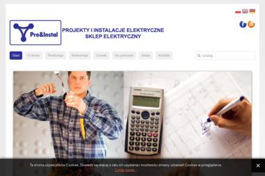 Pro&Instal Bartosz Polok - Elektryk Ruda Śląska