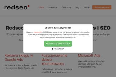 RedSEO - Doradztwo Marketingowe dla Firm Bydgoszcz
