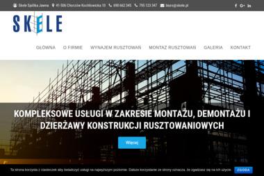 Skele spółka jawna - Docieplenia Budynków Chorzów