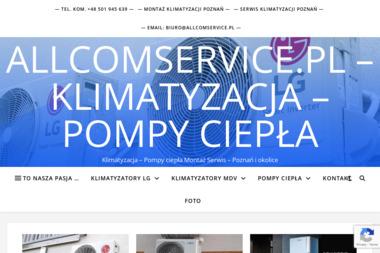 ALLCOM Service - Klimatyzacja Skórzewo