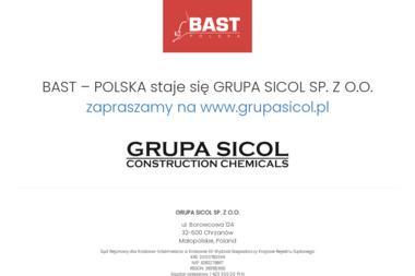 BAST POLSKA Magdalena Gołdzińska - Urządzenia, materiały instalacyjne Chrzanów