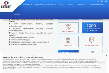 F.H.U.CONTRAKT ADAM GOIK - Urządzenia dla firmy i biura Katowice