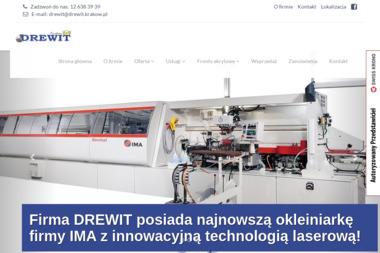 P.H.U. DREWIT B.W. Wąsowicz spółka jawna - Meble na wymiar Kraków