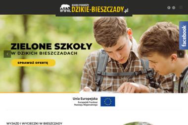 Biuro Podróży Dzikie Bieszczady - Noclegi Hoczew