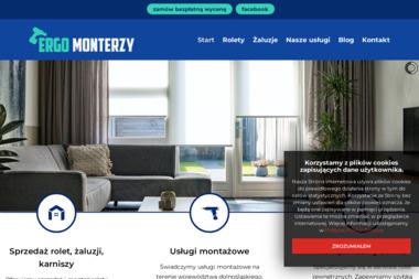 Ergo Monterzy - Szycie Firanek Wrocław