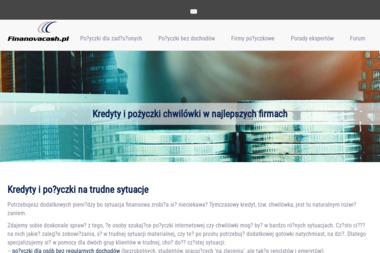 Finanovacash.pl - Doradztwo Kredytowe Kalisz