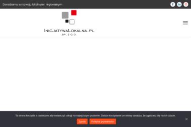 InicjatywaLokalna.pl Projekt Paweł Walczyszyn - Doradca finansowy Kielce