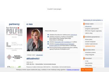 Firma KONSULTANT Ewa Ozga - Plan Biznesowy Lublin