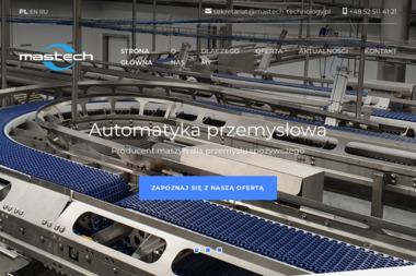 Mastech Technology - Dla przemysłu spożywczego Dąbrowa