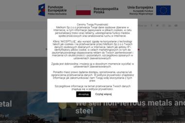 METKOM Sp. z o.o. - Stal zbrojeniowa Dębica