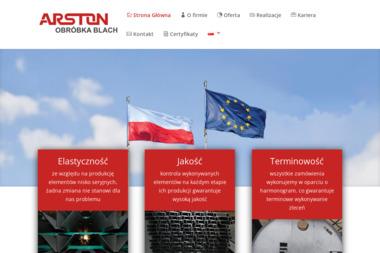 ARSTON - Obróbka Metali Raszków