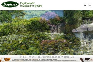 Daglezja Projektowanie i urządzanie ogrodów, Centrum Ogrodnicze - Ogrodnik Zawiercie