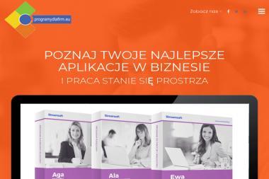 Programydlafirm.eu - Systemy ERP Warszawa