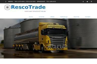 Resco Trade Sp. z o.o. - Skład Opału Wrocław