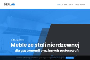Stalan- Wyroby ze stali nierdzewnej - Ogrodzenia panelowe Kraków