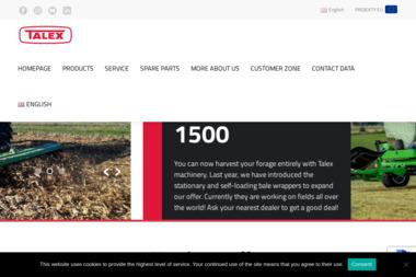 TALEX Leszek Jawroski i Wspólnicy - Części do maszyn rolniczych Borzytuchom