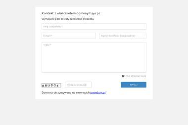TUYO Piotr Stachowski - Projektowanie Logo Poznań