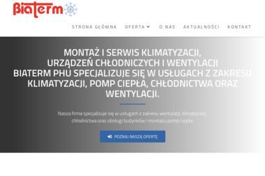 Biaterm PHU Krzysztof Falkowski - Wentylacja Białystok