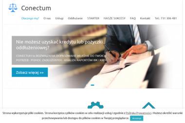Conectum finanse - Kredyt gotówkowy St. Miastków