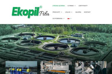 Ekopil Producent Urządzeń i Konstrukcji Stalowych - Konstrukcje stalowe Piła