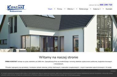 Kontakt Okna, dachy, ocieplenia - sprzedaż, usługi - Pokrycia dachowe Lublin