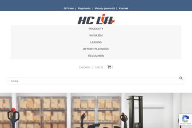 HC LIFT Sp. z o.o. - Wózki widłowe Stąporków