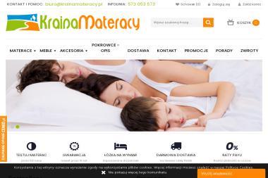 KrainaMateracy.pl - Akcesoria Meblarskie Trzemeśnia
