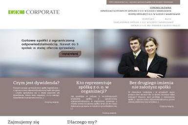 GOC Corporate sp. z o.o. - Adwokat Łódź