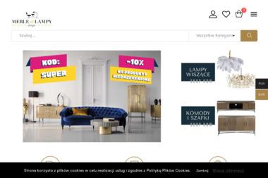 Meble & Lampy Design - Aranżacje Wnętrz Olsztyn