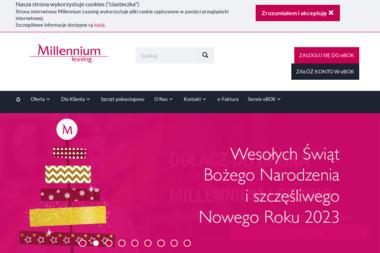 Millennium Leasing sp. z o.o. - Artur Fajkis - Zielona Energia Chorzów
