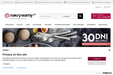 Firma Handlowa Marcin Warzocha - Wyposażenie kuchni Wrocław