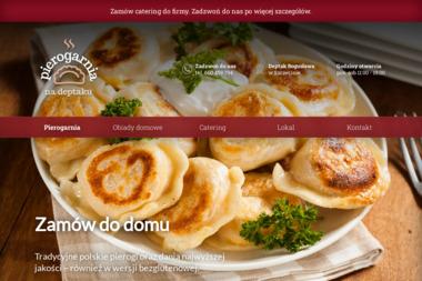 Pierogarnia na Deptaku - Catering dla firm Szczecin