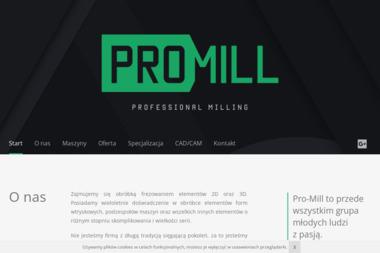 Pro-Mill S.C. - Ślusarz Bydgoszcz