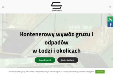 Sawo Recykling Sp. j. - Wywóz Gruzu Zgierz