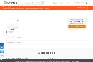 Trako - Styropian Górno