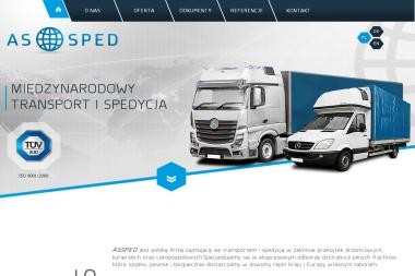 SUNpowerSPA - Transport międzynarodowy Pabianice