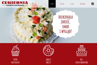 """Cukiernia """"CIASTA DOMOWE"""" Kielce - Zdrowa żywność Kielce"""