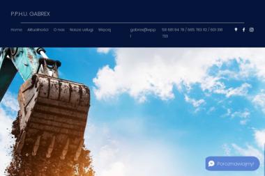P.P.H.U.GABREX Gabriel Regliński - Instalacje sanitarne Żukowo