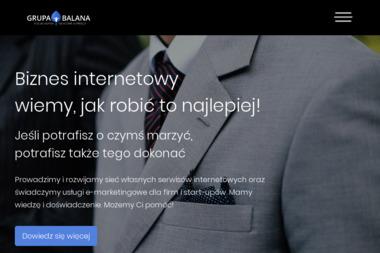 Grupa Balana - Biznes Plan Firmy Iwanowice Włościańskie
