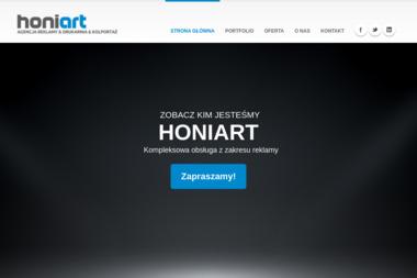 Honiart - Agencja Reklamy & Drukarnia & Kolportaż - Marketing bezpośredni Krotoszyn